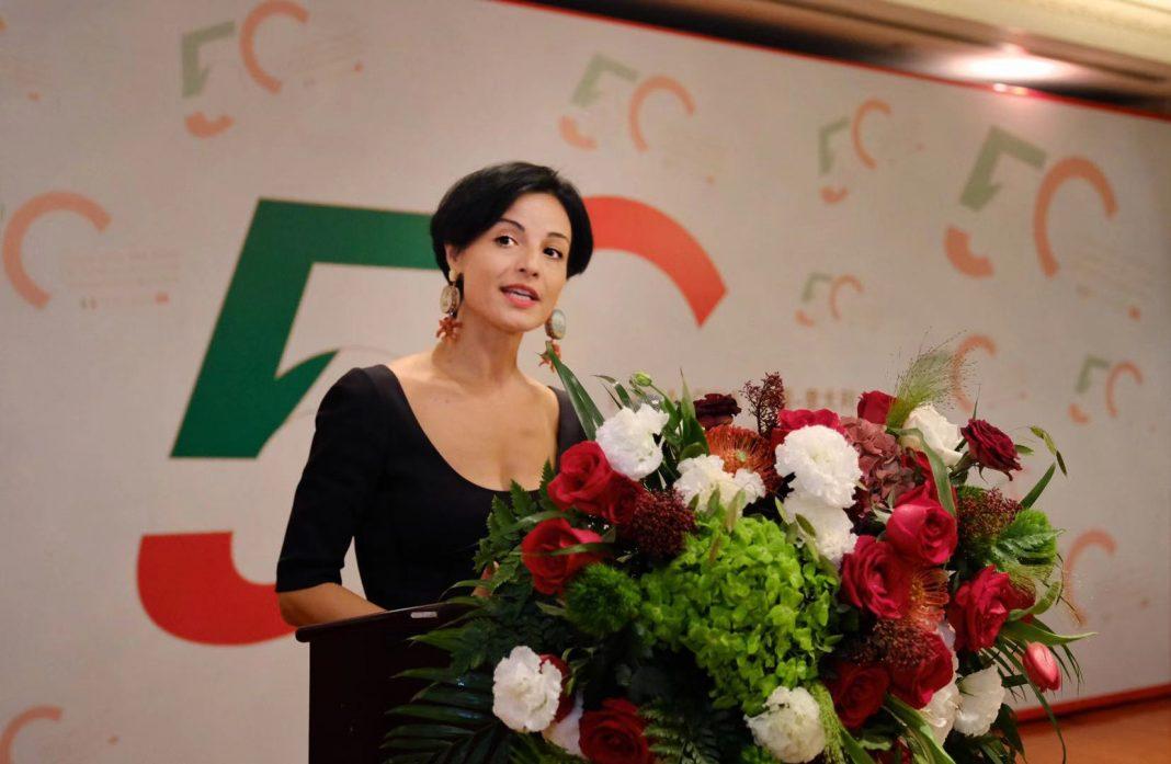 意大利驻广州总领事白露茜 | Ms. Lucia Pasqualini, Consual General of Italy in Guangzhou