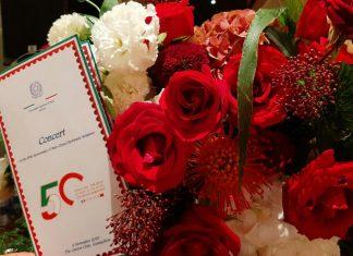 意大利驻广州总领事馆举办演唱会庆祝中意建交50周年   Consulate General of Italy in Guangzhou Organised Concert to Celebrate 50 Years of Diplomatic Relations Between China and Italy