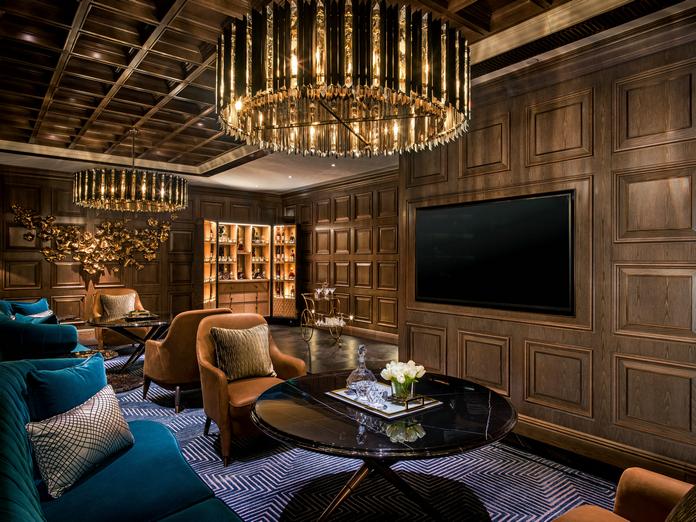 澳门瑞吉酒吧换新开业 感受卓越不凡的高雅体验   Revisioned: Discover A Distinct and Luxurious Experience at The St. Regis Bar