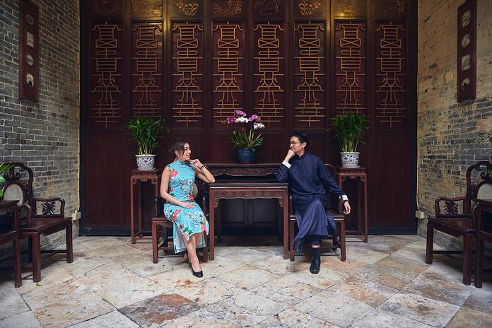 卢家大屋 | Lou Kau Mansion
