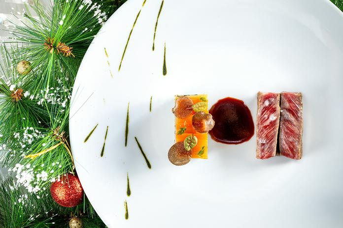 浪漫星空烛光晚餐 | Festive Delights at Catch