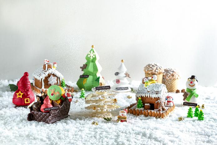 圣诞巧克力 | Festive Chocolates