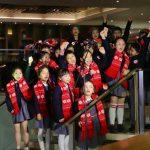 广州中心皇冠假日酒店举办圣诞亮灯及慈善义卖活动 | Christmas Tree Lighting and Charity Sale Held at Crowne Plaza Guangzhou City Centre