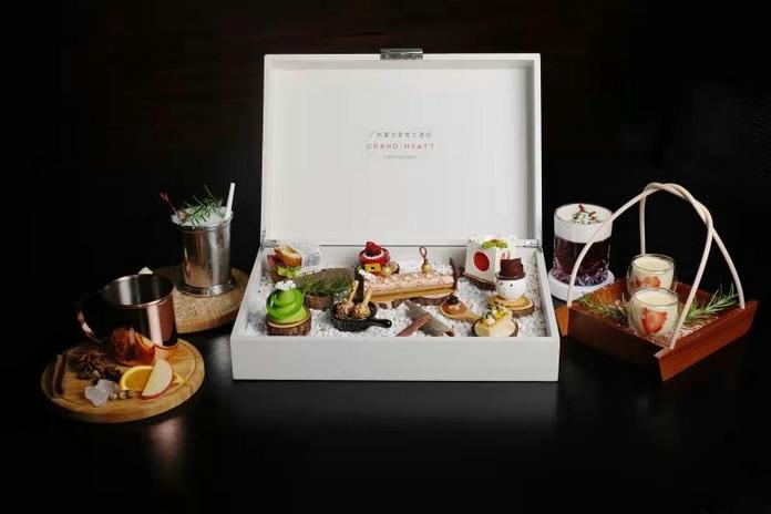 广州富力君悦大酒店推出圣诞下午茶 | Christmas Afternoon Tea @Guanxi Lounge