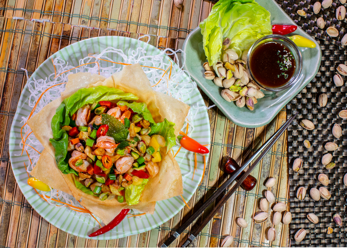 "跨越国界,用""心""分享,美国开心果""云""活动顺利举办   American Pistachio Growers Hosts Online Event to Celebrate Harvest with Chinese Customers"