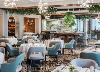 "斯塞尔餐厅呈现""意""恋情迷意大利主题美食 | Chinserie Restaurant at Jumeirah Guangzhou Presents Italian Gastronomia Set Menu"