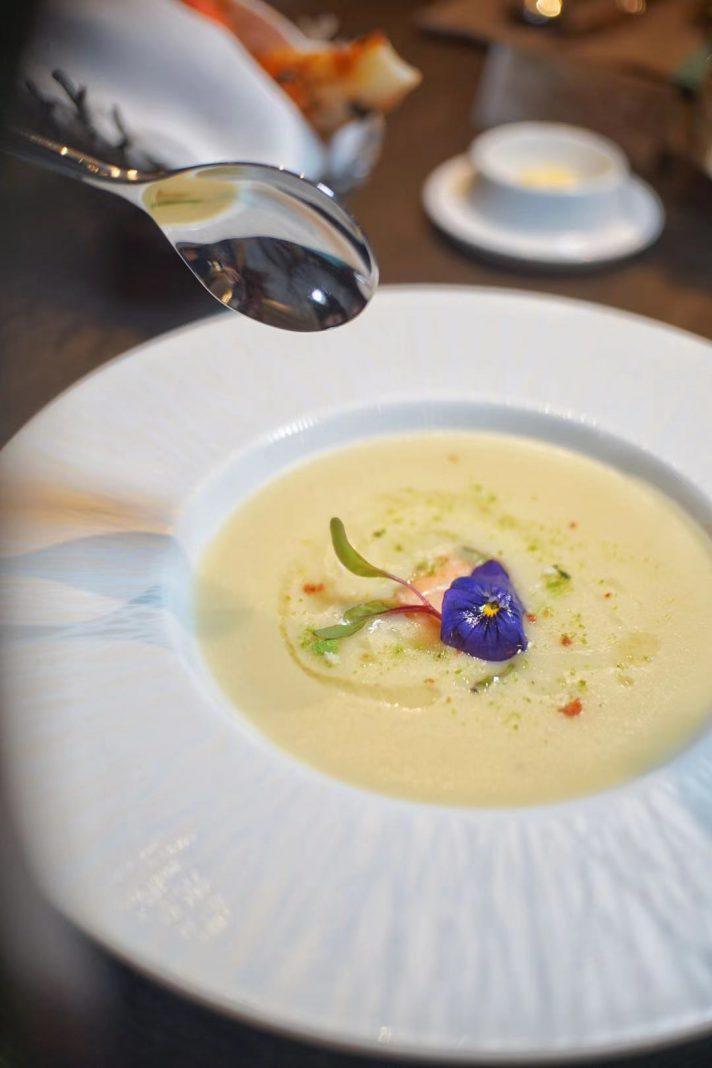 红皮土豆奶汤 | CREAMY RED POTATO SOUP