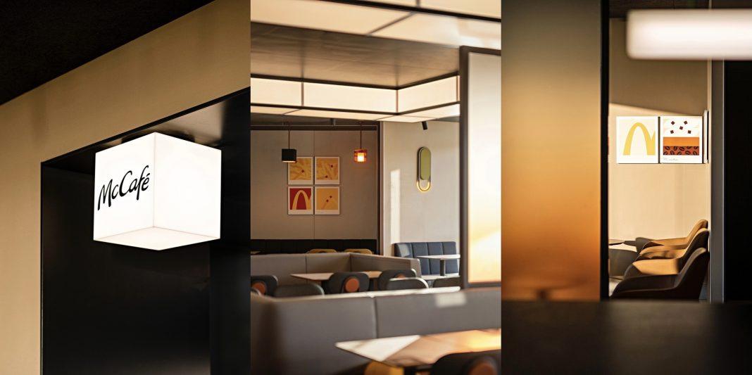 梁志天设计集团与麦当劳首度合作呈献全新设计 麦当劳CUBE旗舰店率先亮相成都和深圳   SLD x McDonald's CUBE Flagship Restaurant Launched in Chengdu and Shenzhen