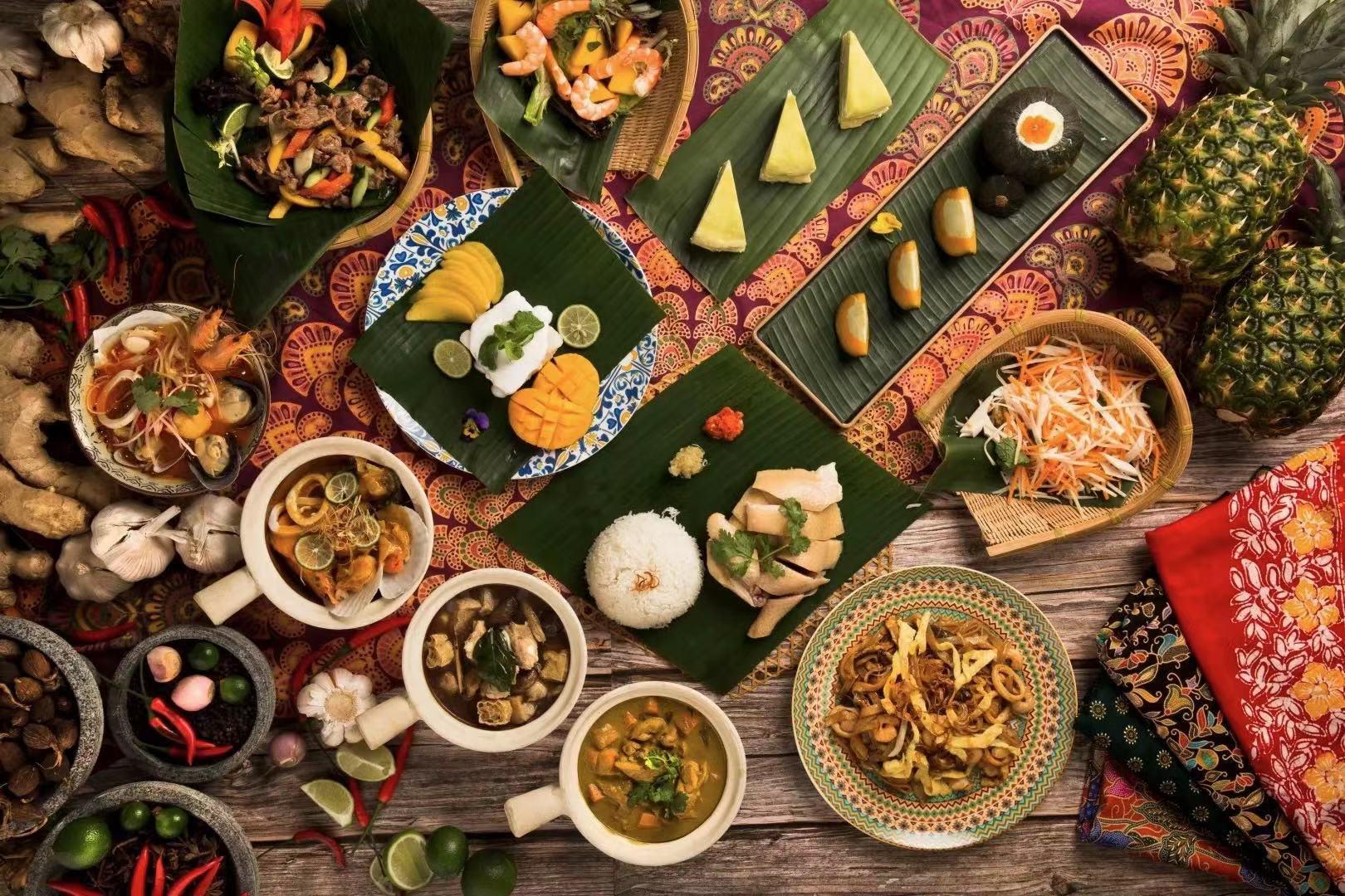 东南亚美食 | Southeast Asia Cuisine