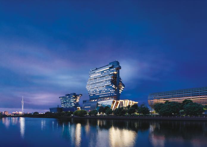 广州南丰朗豪酒店   Langham Place, Guangzhou