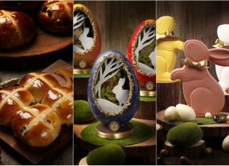 尽享新葡京酒店复活节惊喜美味 | Indulge in Easter Temptations @Grand Lisboa Hotel