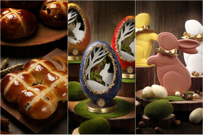 尽享新葡京酒店复活节惊喜美味 | Indulge in Easter Temptations @Grand Lisboa Hotel