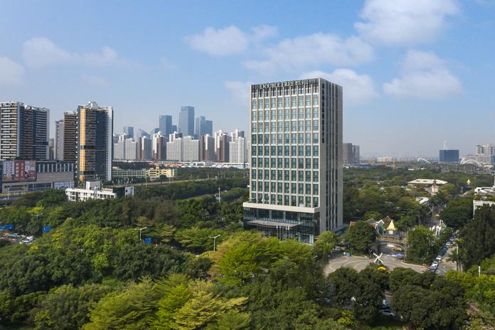 新张:首家希尔顿逸林酒店及公寓于深圳启幕   New Opening: The First DoubleTree by Hilton Hotel & Residences Opens in Shenzhen