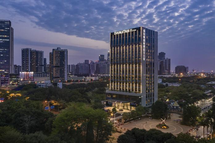 新张:首家希尔顿逸林酒店及公寓于深圳启幕 | New Opening: The First DoubleTree by Hilton Hotel & Residences Opens in Shenzhen