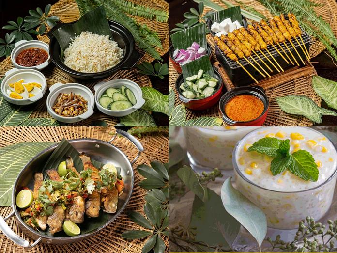 妙趣咖啡厅呈现的东南亚美味 | Southeast Asia flavours at WOK TOO Cafe