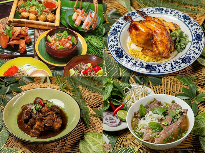 东南小馆呈现的东南亚美味 | Southeast Asia flavours at S.E.Asia Kitchen & Bar