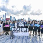 辉盛国际全国各地团队齐聚深圳辉盛阁国际公寓 | Team representatives from different Frasers Hospitality properties across China gathered at Fraser Suites Shenzhen