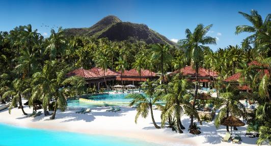 Club Med塞舌尔度假村