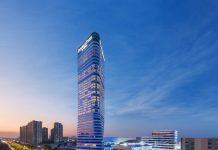 俯瞰广佛城市美景佛山首家希尔顿逸林酒店开启云端之旅   Double Tree By Hilton Foshan-Nanhai Debut