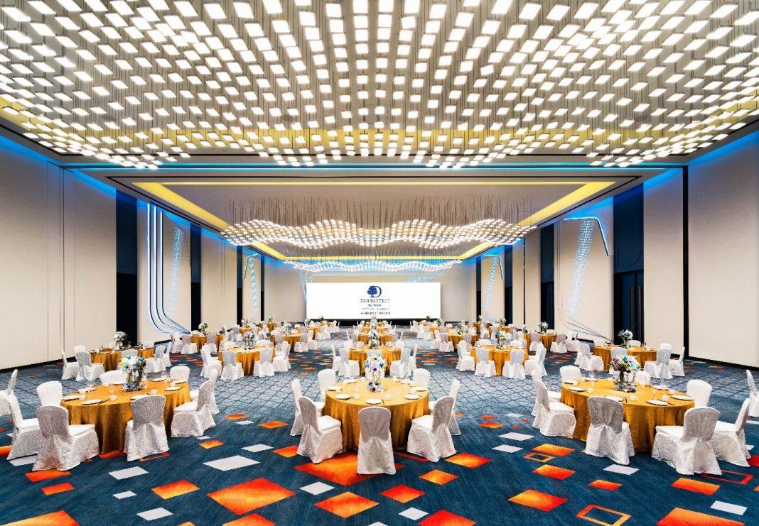 俯瞰广佛城市美景佛山首家希尔顿逸林酒店开启云端之旅 | Double Tree By Hilton Foshan-Nanhai Debut