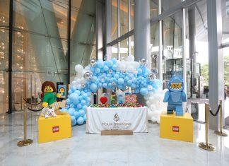「缤纷暑假·欢恣畅玩」周末亲子游乐园@广州四季酒店 | Summer Amusement Paradise @Four Seasons Hotel Guangzhou