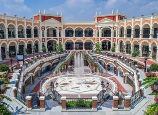 十月黄金周到广佛佛罗伦萨小镇体验欢购乐趣 | Fun Shopping Experience This October Holiday at Florentia Village
